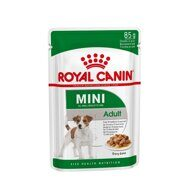 Пресервы Royal Canin Mini Adult в соусе 85г, 12шт.