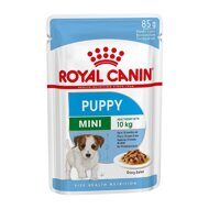 Пресервы Royal Canin Mini Puppy в соусе 85г, 12шт