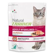 Trainer Natural Adult Cat Ster Salmon