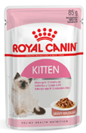 ROYAL CANIN KITTEN INSTINCTIVE in GRAVY 85г