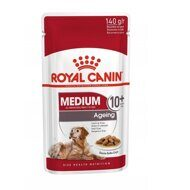 Пресервы Royal Canin Medium Ageing в соусе 140г, 10шт.