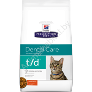 Hills Prescription Diet t/d Feline