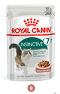 ROYAL CANIN INSTINCTIVE +7 in JELLY  85г