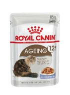 ROYAL CANIN AGEING +12 in JELLY  85г