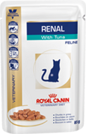 ROYAL CANIN RENAL FELINE TUNA 85г