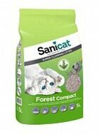 SANICAT Compact Forest (комкующийся)