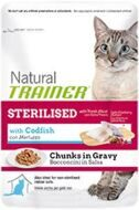 Trainer Natural Pouch СODFISH STERILISED