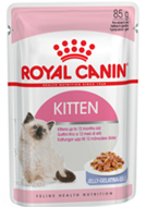 ROYAL CANIN KITTEN INSTINCTIVE in JELLY  85г