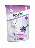 Sanicat Diamonds Lavender (силикагель)