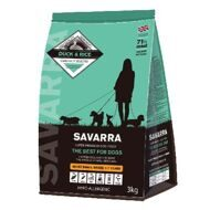 SAVARRA Adult Dog Small Breed Duck and Rice