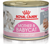 ROYAL CANIN BABYCAT INSTINCTIVE 195г