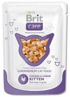 Пресервы Brit Care Kitten Chicken & Cheese, 80г