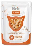 Пресервы Brit Care Cat Chicken & Cheese, 80г